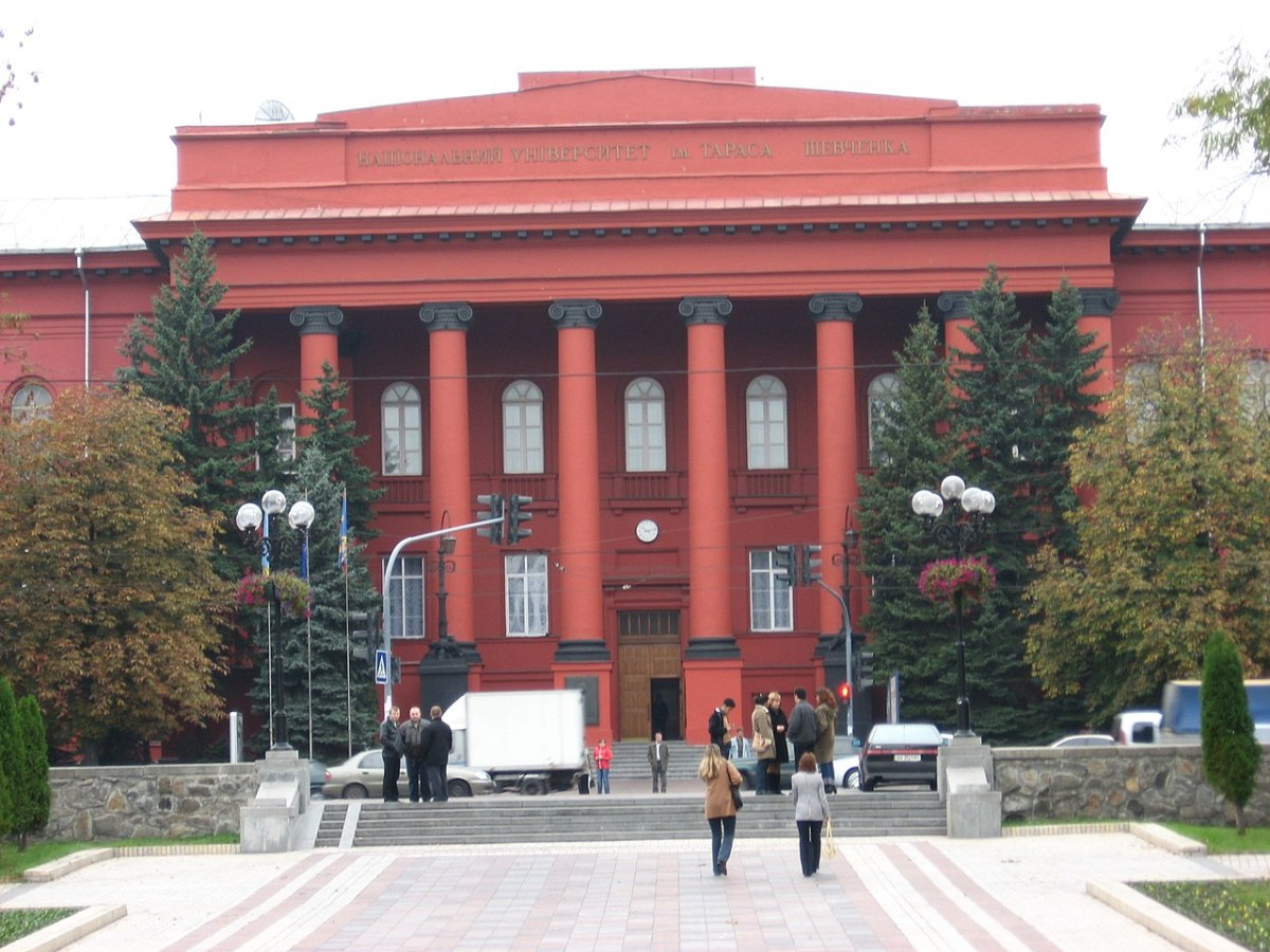 La Universidad Taras Shevchenko enKyiv