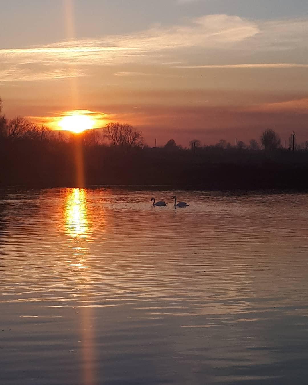 Rios de Ucrania – el Horyn –Горин