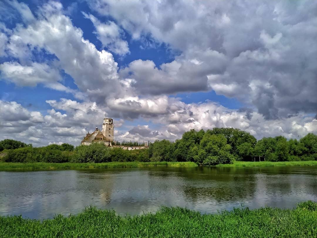 Rios de Ucrania – el Buh –Буг