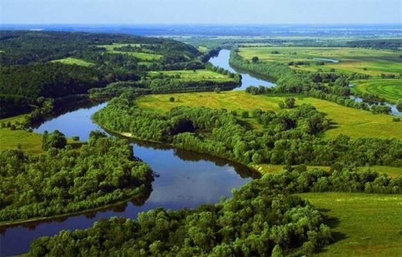 Rios de Ucrania – el Desná –Десна